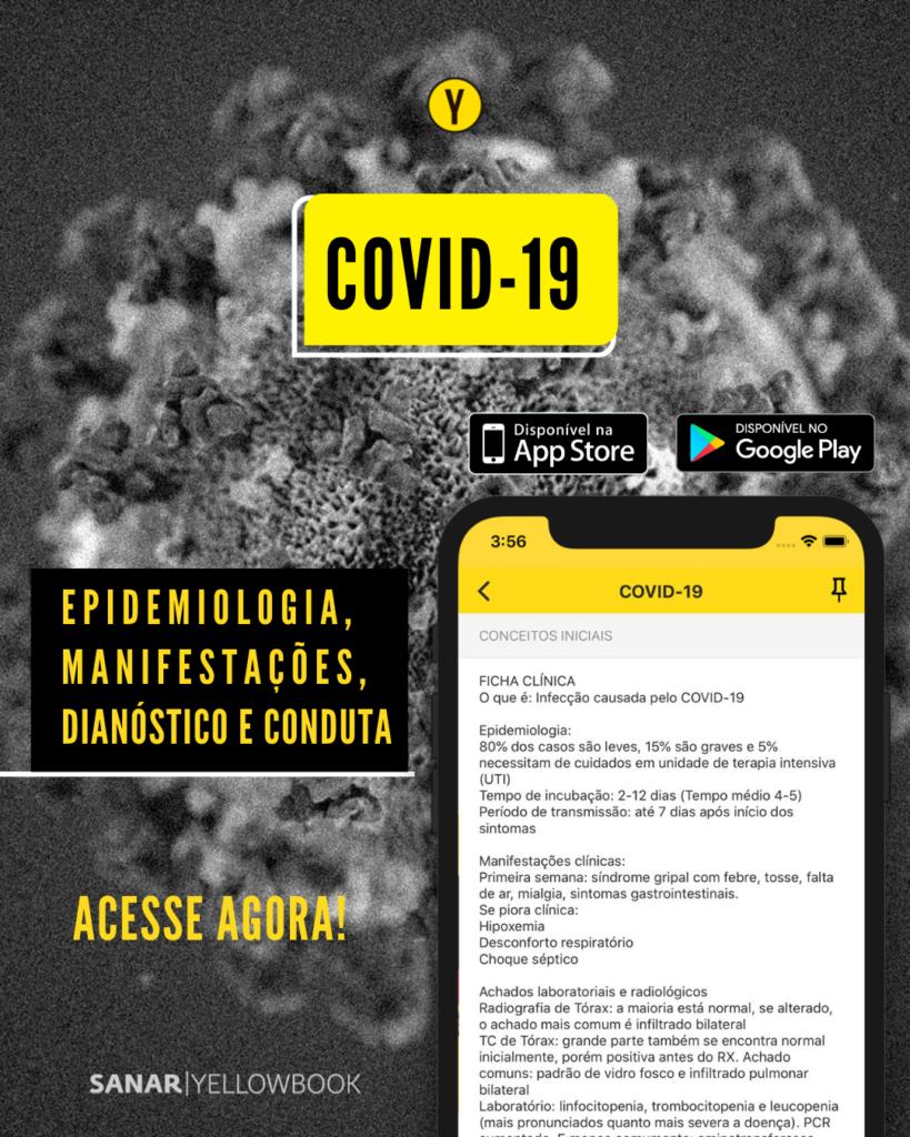 covid-19 teleatendimento triagem prescrição conduta medicina