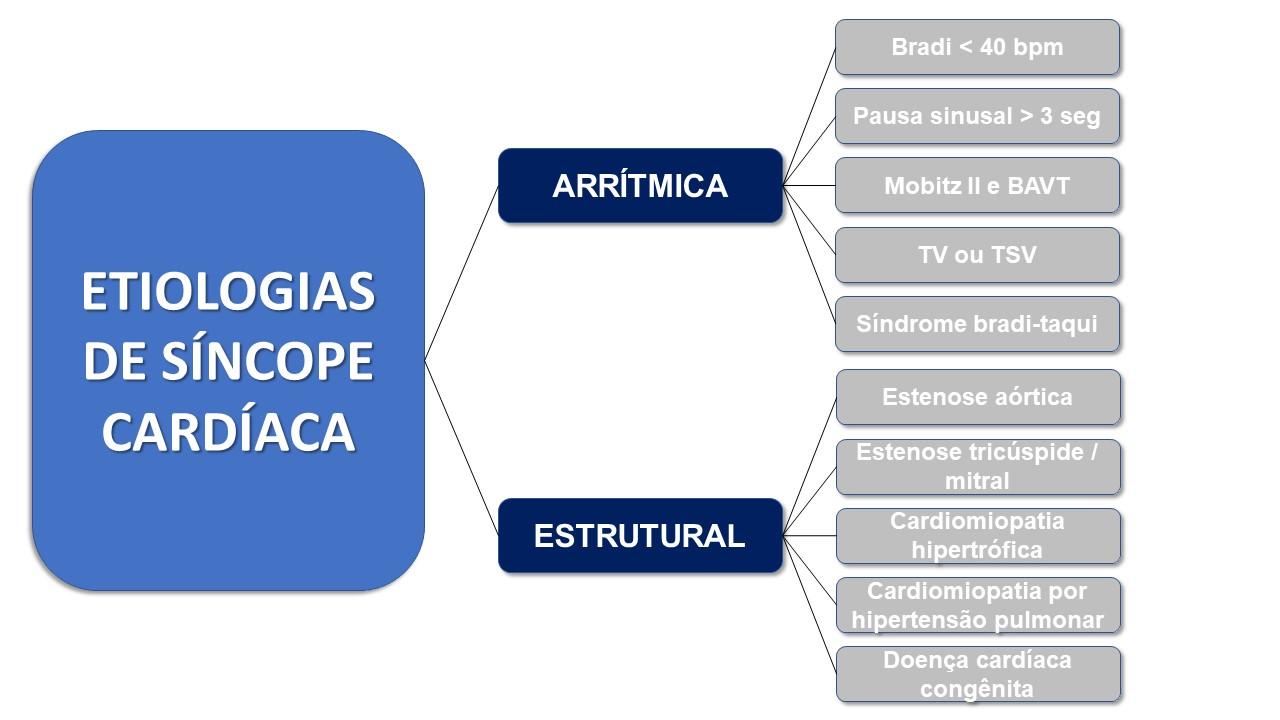 Principais etiologias cardíacas